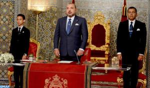 Tanger Discours Royal